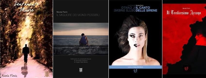 I libri di Nicola Fiorin
