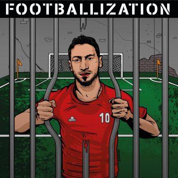 Footballization: i profughi visti attraverso il calcio, vi aspettiamo a Rovato il 17 maggio